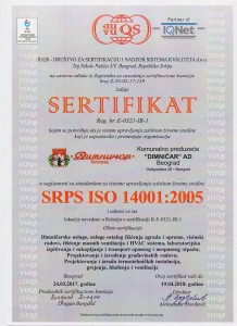 sertifikacija-za-upravljanje-zastitom-zivotne-sredine-iso-14001-2005