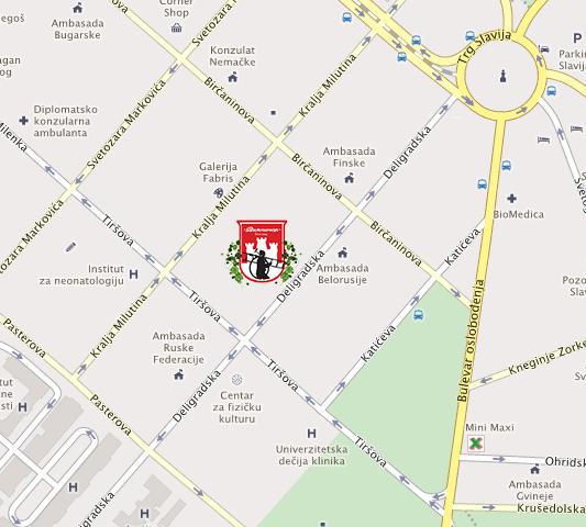 mapa deligradska26_planplus