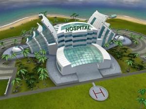 Bolnice klinicki centri